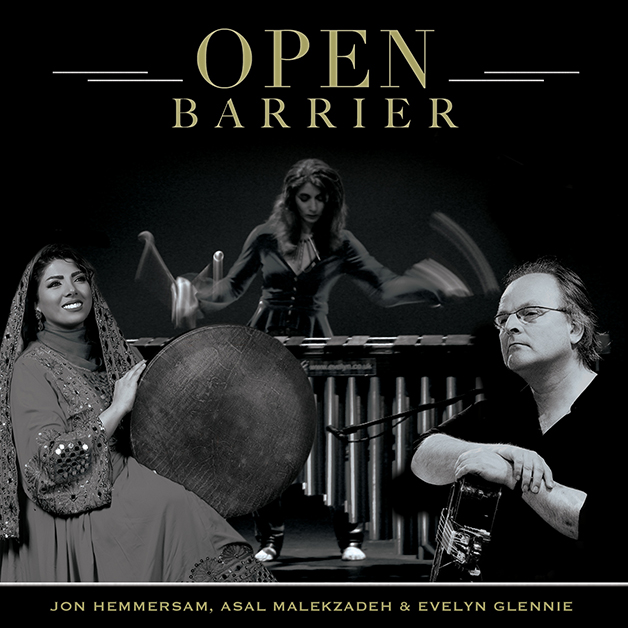 Open Barrier - Cover